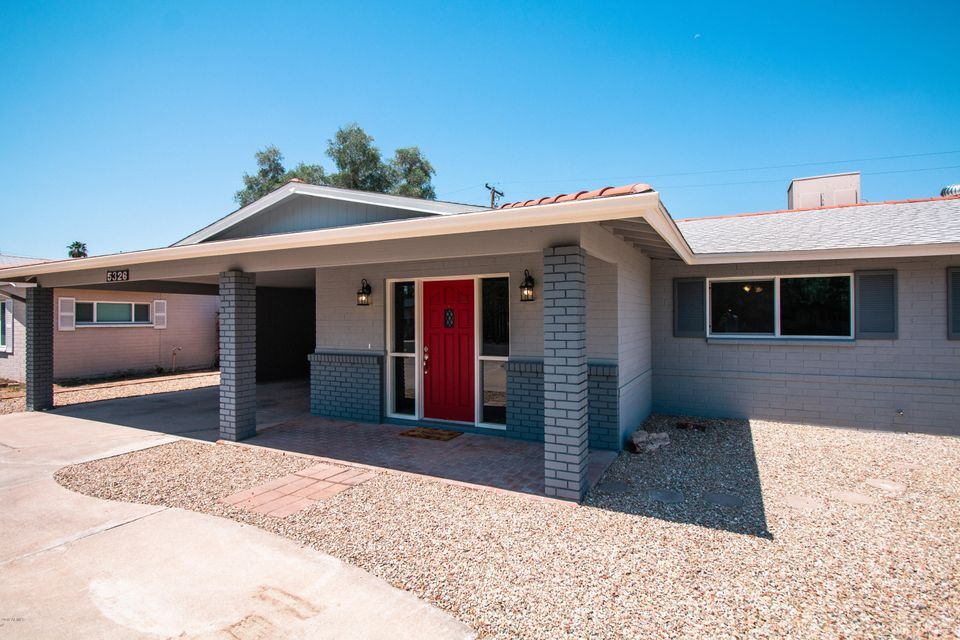 5326 N 19TH Drive Phoenix, AZ 85015 - MLS #: 5803178