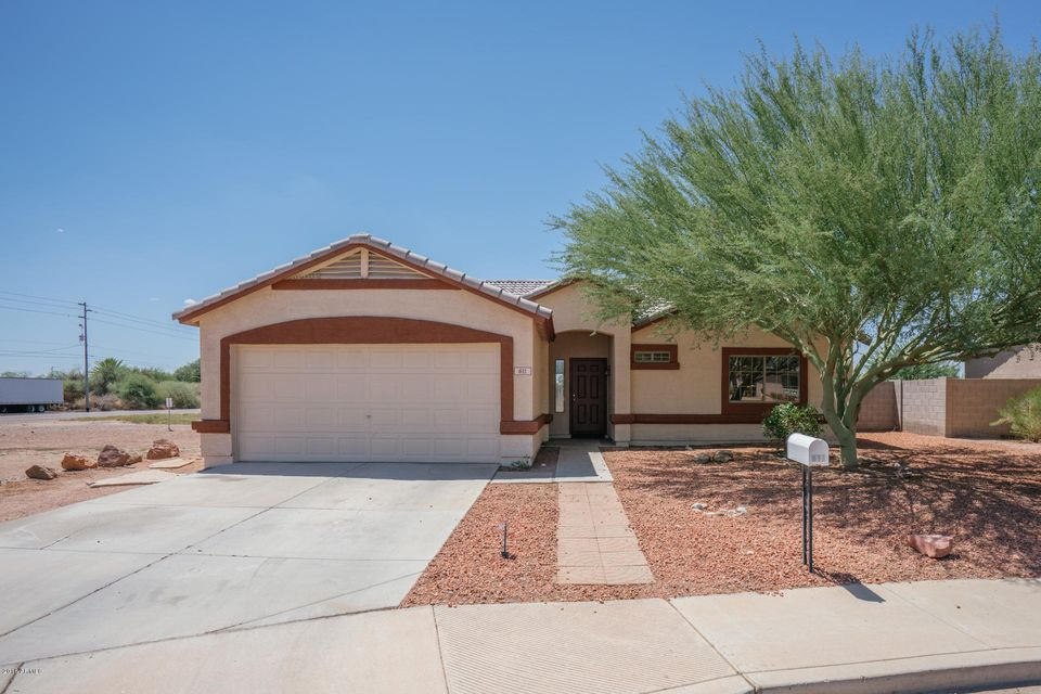 611 S 8TH Street Buckeye, AZ 85326 - MLS #: 5803240