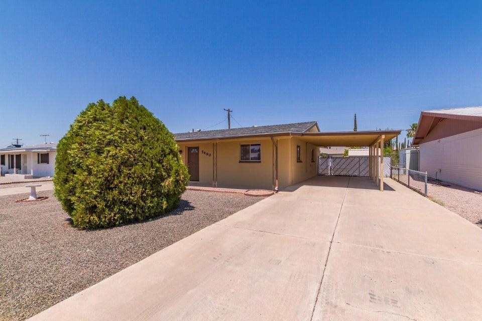 5490 E BOISE Street Mesa, AZ 85205 - MLS #: 5803873