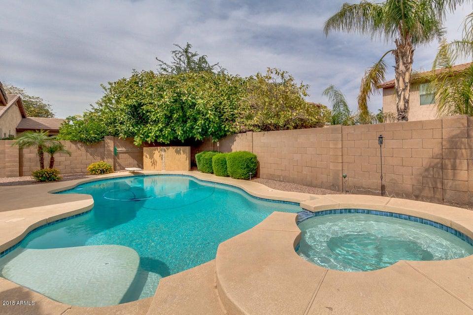 1347 S HOLGUIN Court Chandler, AZ 85286 - MLS #: 5804091