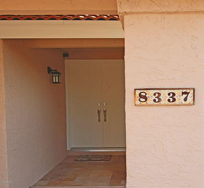 8337 E SAN SALVADOR Drive Scottsdale, AZ 85258 - MLS #: 5802308