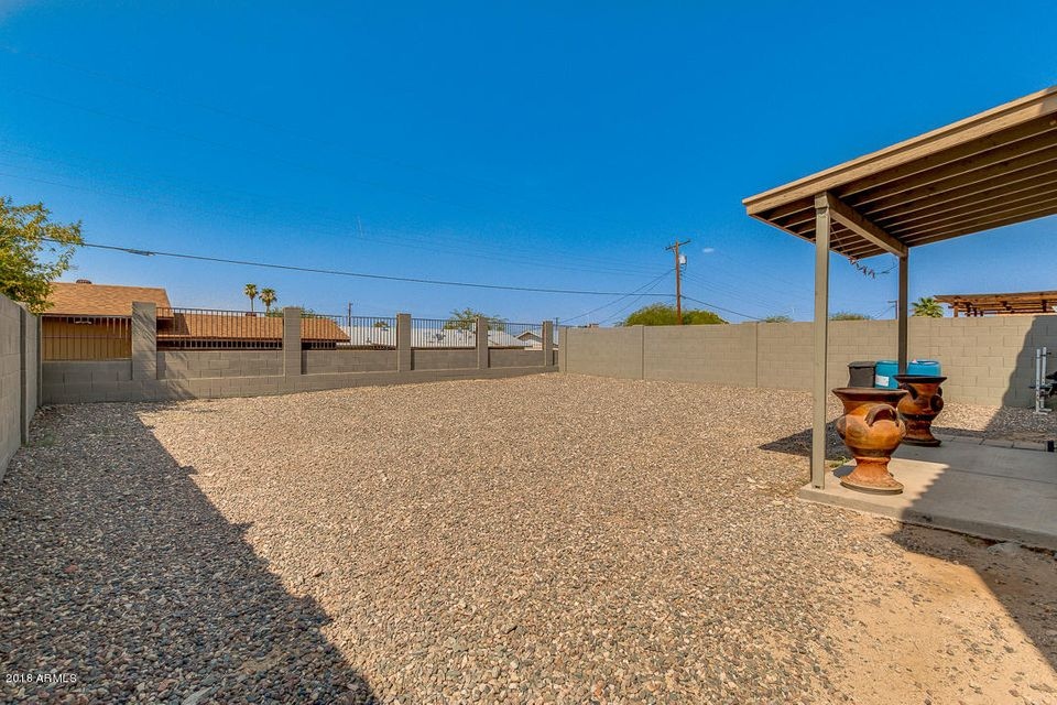 110 E VALLEY VIEW Drive Phoenix, AZ 85042 - MLS #: 5803831