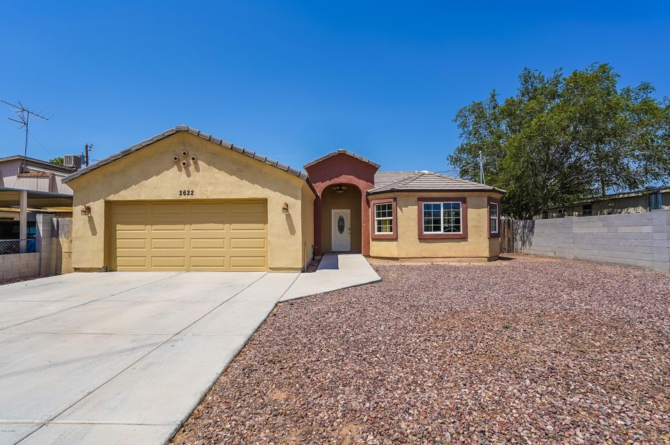 2622 E BEVERLY Lane Phoenix, AZ 85032 - MLS #: 5805521
