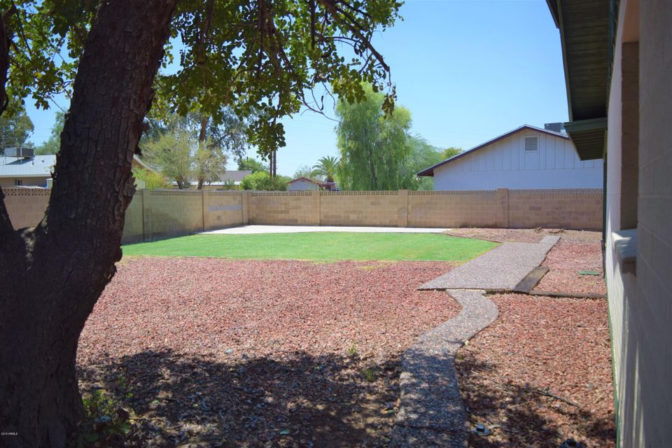 1321 E VERLEA Drive Tempe, AZ 85282 - MLS #: 5806727