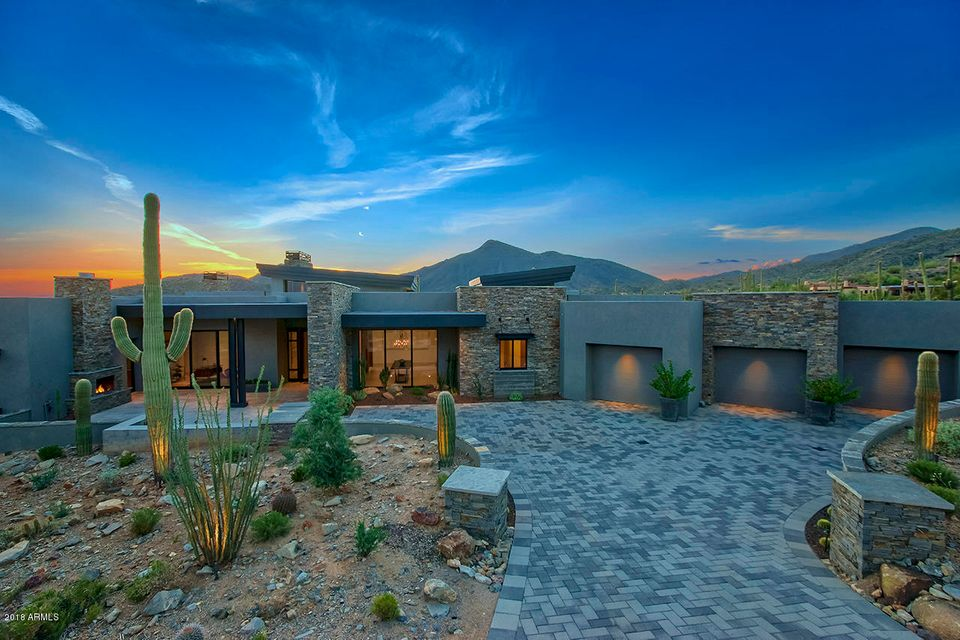 41764 N 99TH Way Golf Course Homes