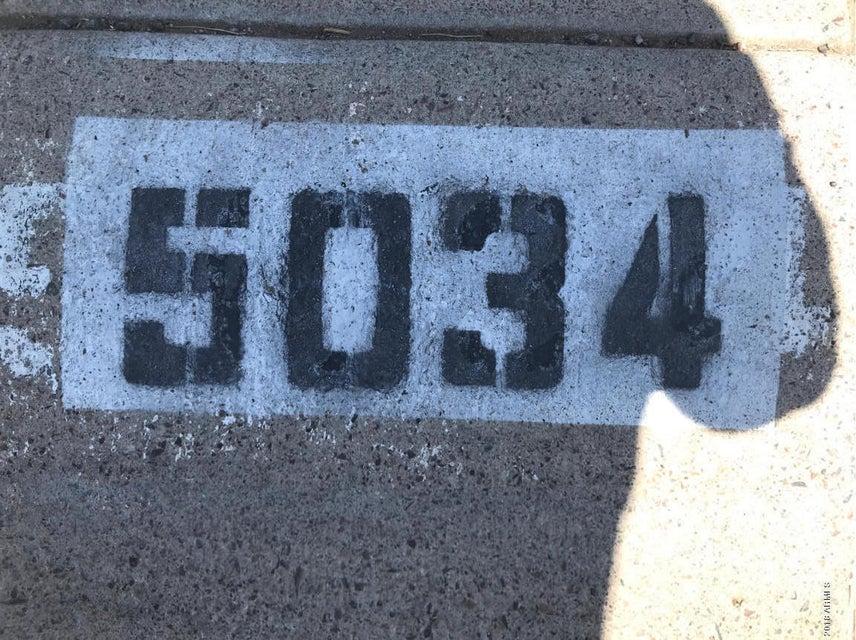 5034 W EDGEMONT Avenue Phoenix, AZ 85035 - MLS #: 5812234