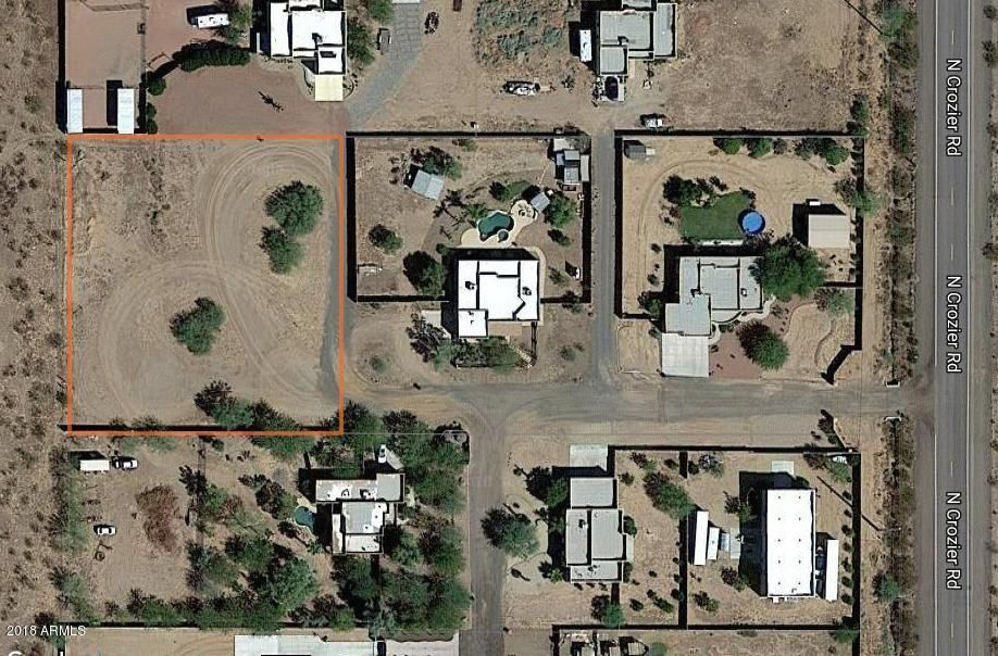 0 N Crozier Road Wittmann, AZ 85361 - MLS #: 5814278