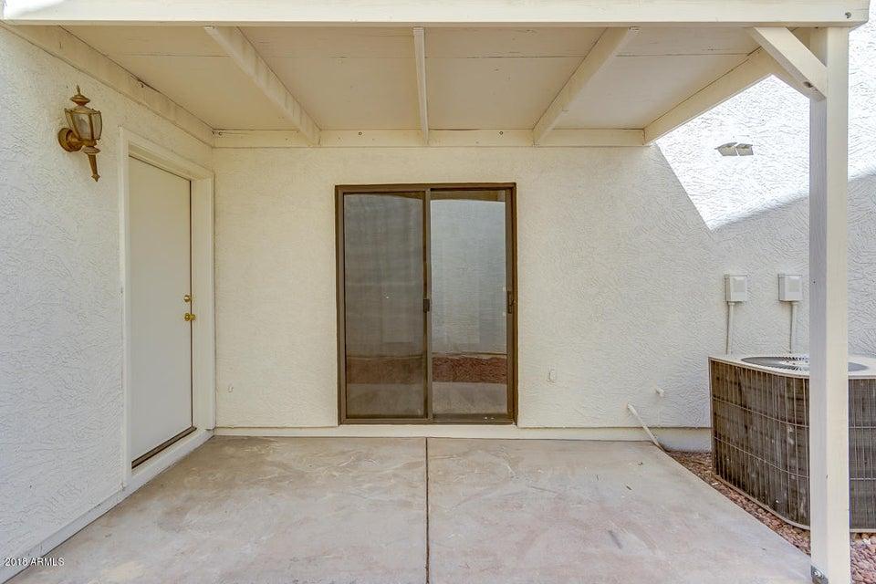 2322 S ROGERS Unit 16 Mesa, AZ 85202 - MLS #: 5817266