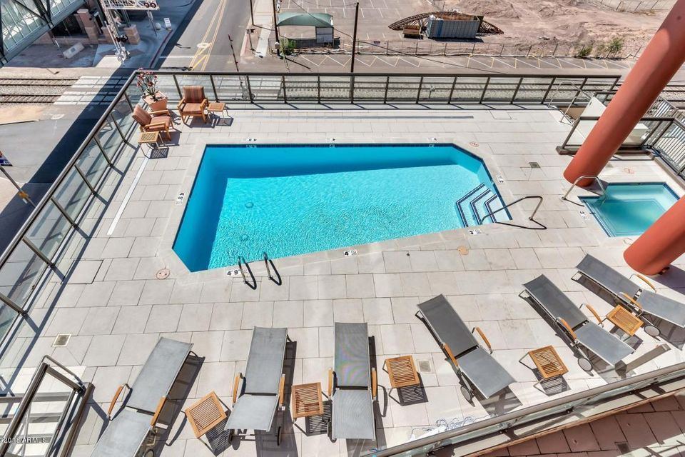 310 S 4TH Street Unit 2105 Phoenix, AZ 85004 - MLS #: 5760875