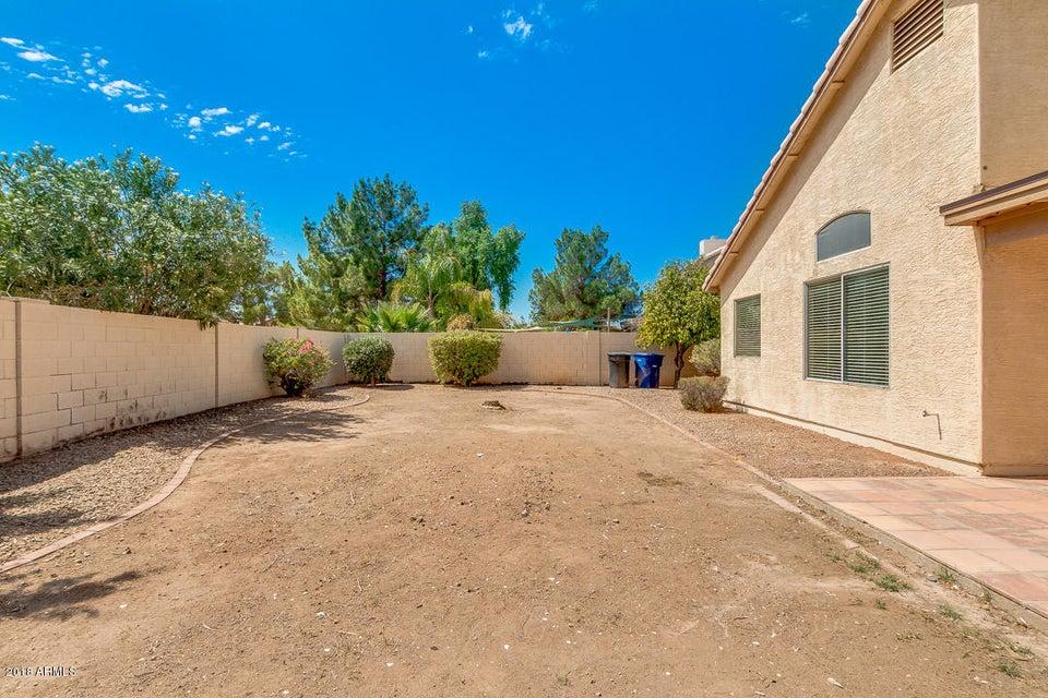 817 E BAYLOR Lane Chandler, AZ 85225 - MLS #: 5821195