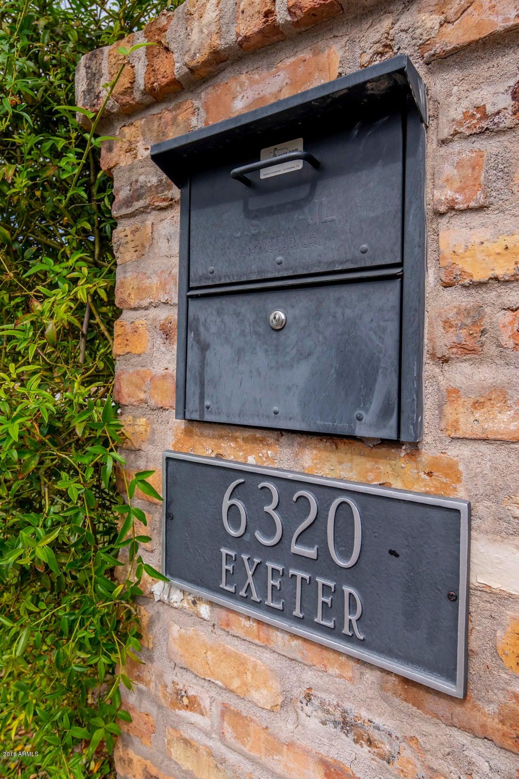 6320 E Exeter Boulevard