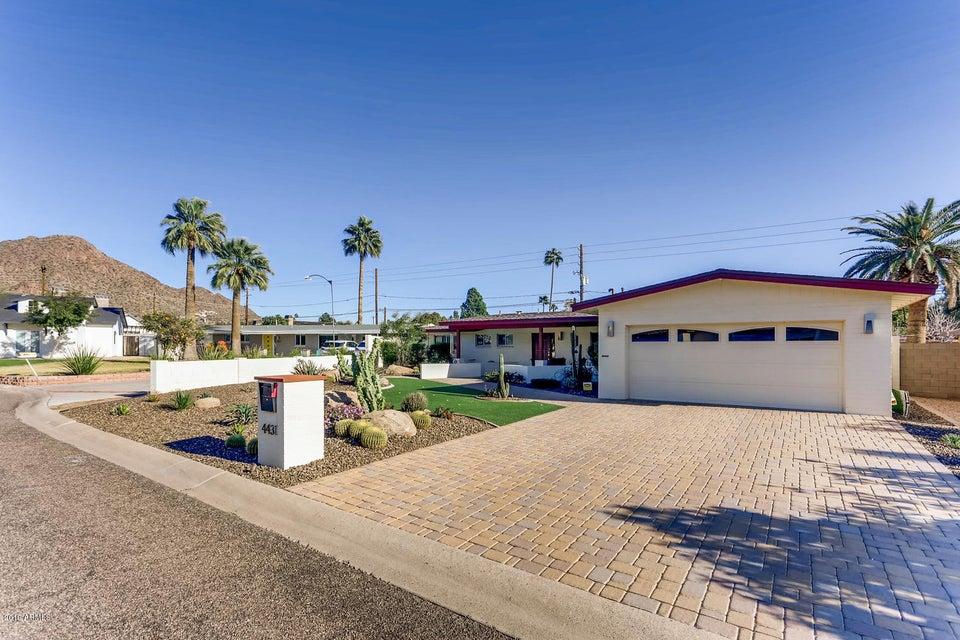 Arcadia Real Estate, Camelback Corridor Homes, Phoenix
