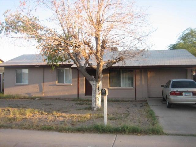 7749 W ORANGE Drive, Glendale, AZ 85303