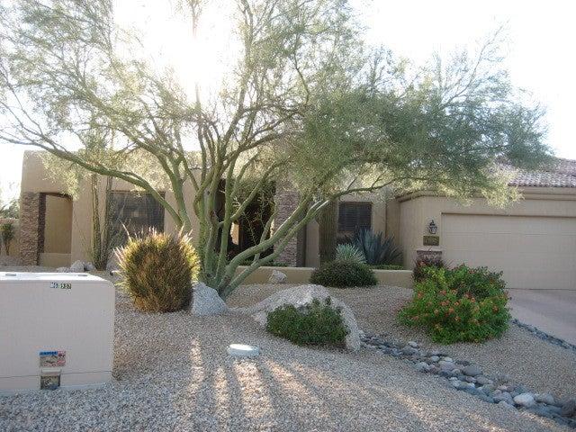 9845 E GAMBLE Lane, Scottsdale, AZ 85262