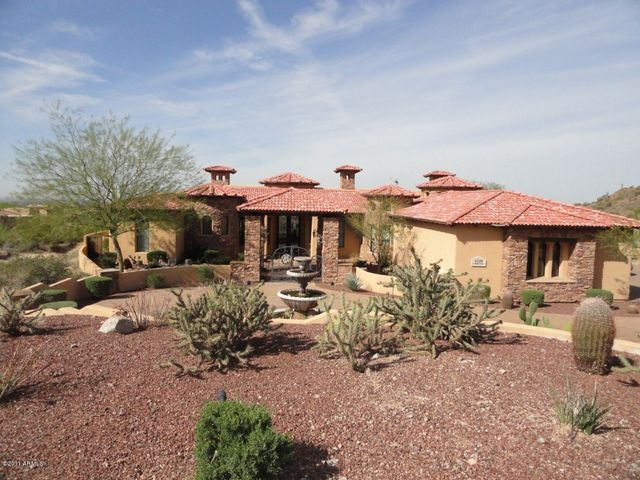 4328 N PINNACLE RIDGE Circle, Mesa, AZ 85207