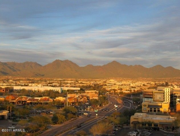 McDowell Mountains to the East