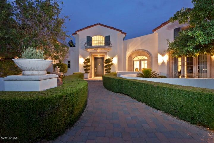 5433 E Berneil Drive, Paradise Valley, AZ 85253