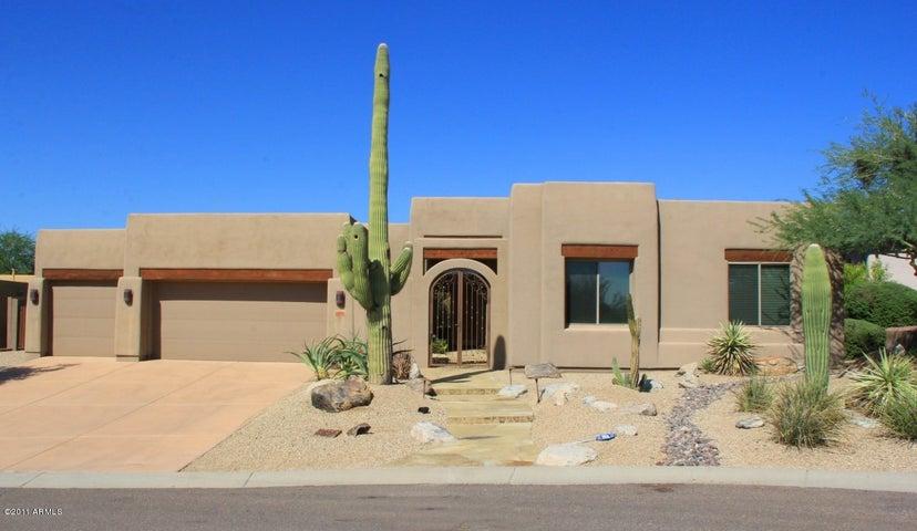 9430 E GAMBLE Lane, Scottsdale, AZ 85262