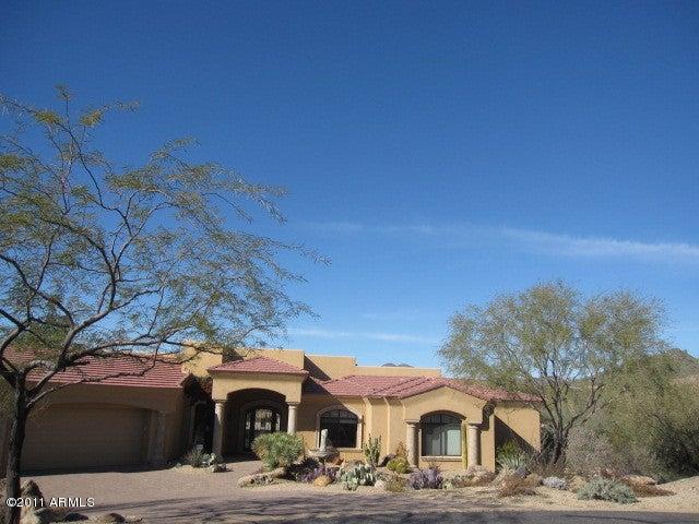 35594 N Canyon Crossings Drive, Carefree, AZ 85377