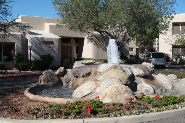Club House Entrance