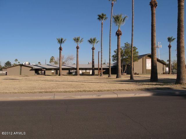 7,928 s.f. Church Facility on 3.88 Ac.