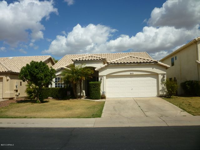 Nice Ranch Home in Gilbert