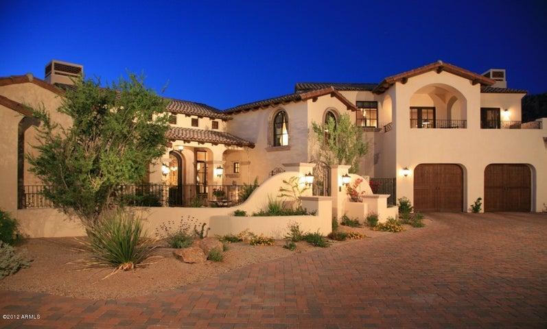 10728 E Cottontail Lane, Scottsdale, AZ 85255