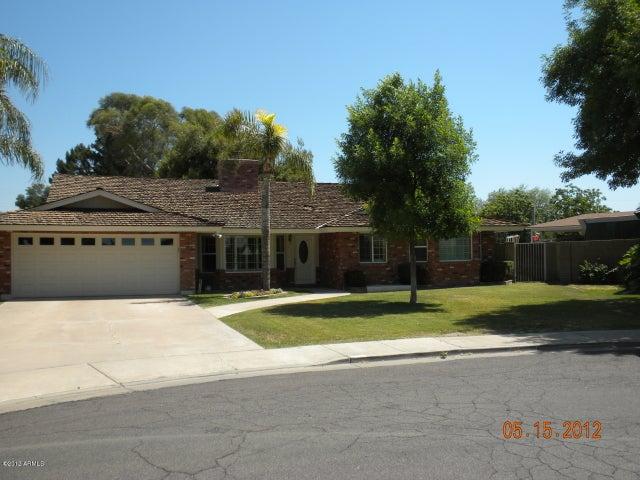 3852 E Caballero Circle, Mesa, AZ 85205