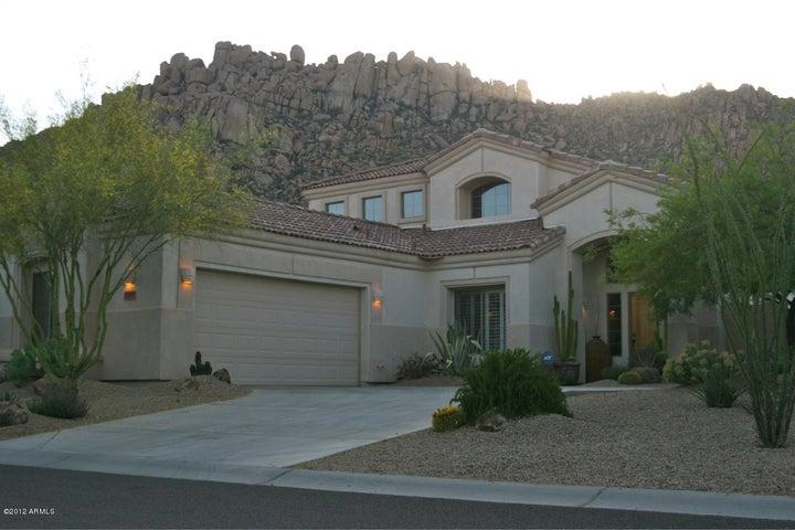 11526 E BRONCO Trail, Scottsdale, AZ 85255