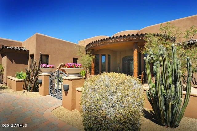 8602 E Via Del Sol Drive, Scottsdale, AZ 85255