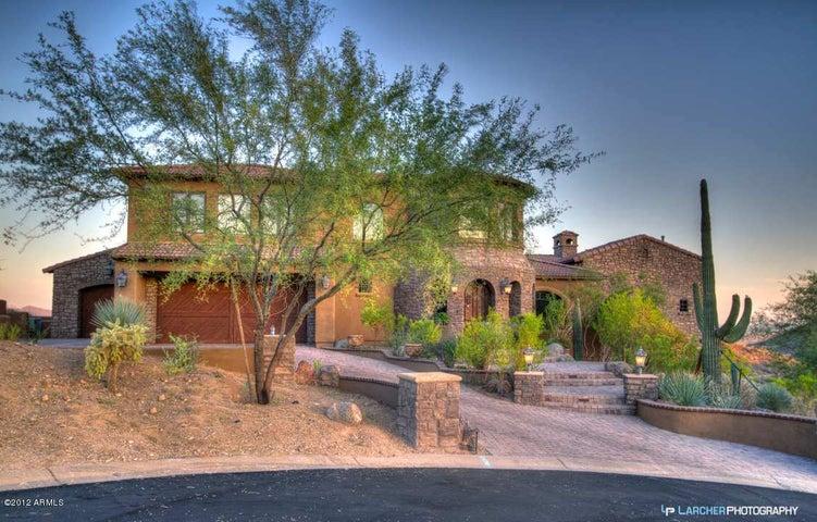 10831 N PULVE Court, Fountain Hills, AZ 85268