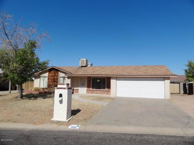 502 N 94th Way, Mesa, AZ 85207