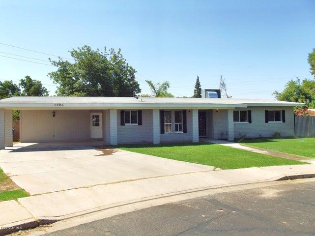 2206 E Camino Circle, Mesa, AZ 85213