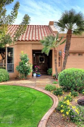 8743 E SAN VICENTE Drive, Scottsdale, AZ 85258