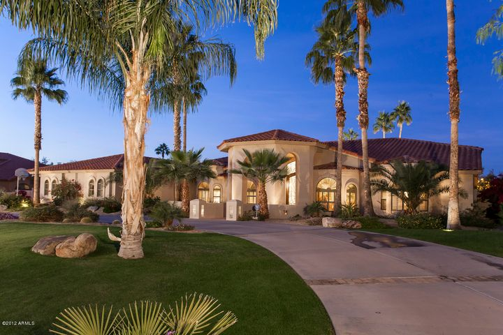 Scottsdale, The Estates, 5 bedroom, close to shopping, gated community, large lot