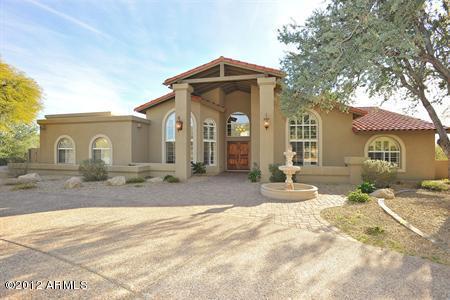 8131 E WHISPERING WIND Drive, Scottsdale, AZ 85255