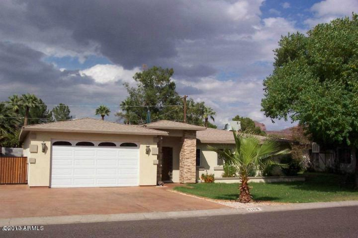 4108 E INDIANOLA Avenue, Phoenix, AZ 85018