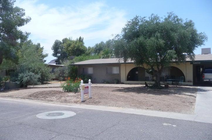 5839 E ONYX Avenue, Paradise Valley, AZ 85253