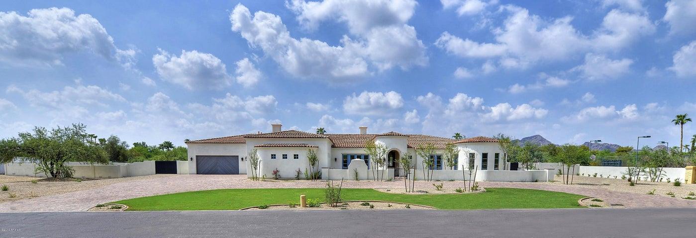 6735 E Fanfol Drive, Paradise Valley, AZ 85253