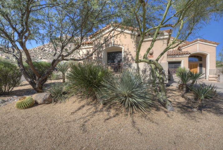 11518 E DESERT WILLOW Drive, Scottsdale, AZ 85255