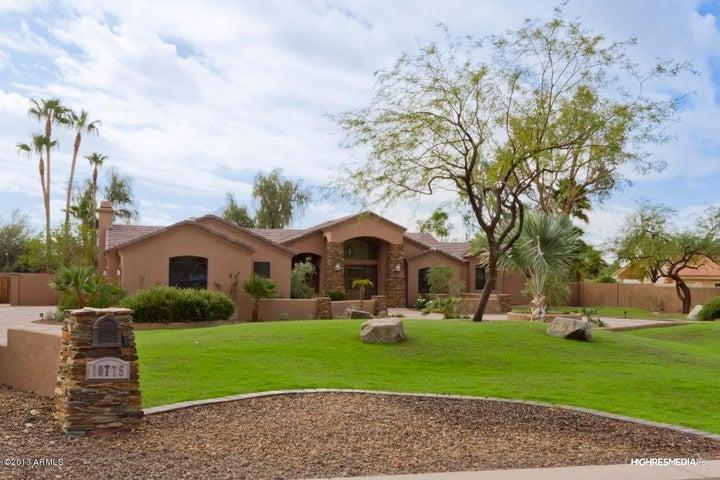 10775 E SUNNYSIDE Drive, Scottsdale, AZ 85259