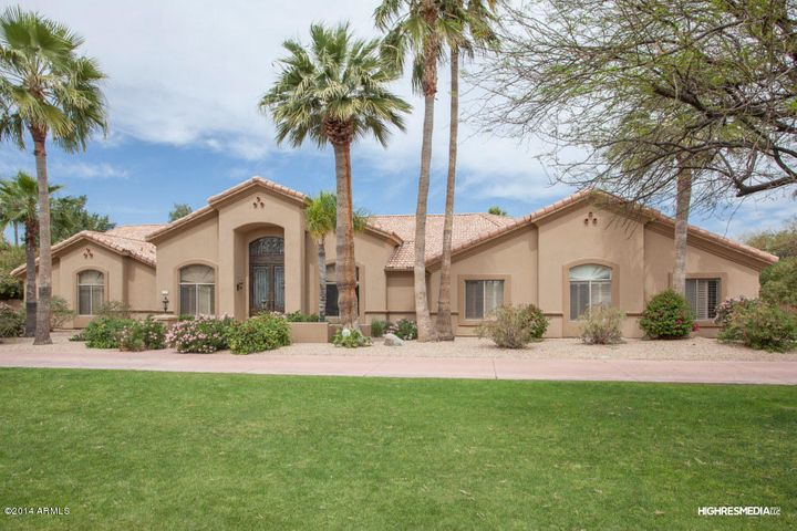 7152 E CARON Drive, Paradise Valley, AZ 85253