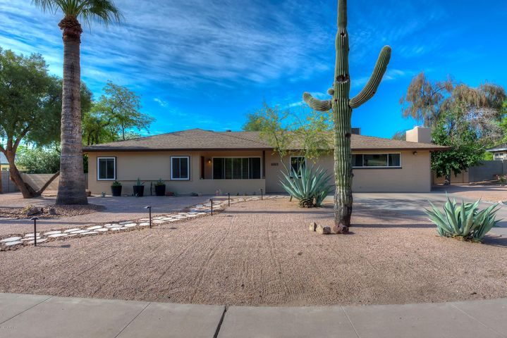 Welcome to 6915 East Pasadena Avenue located in the quaint Paradise Valley bedroom community of Orange Valley Estates.