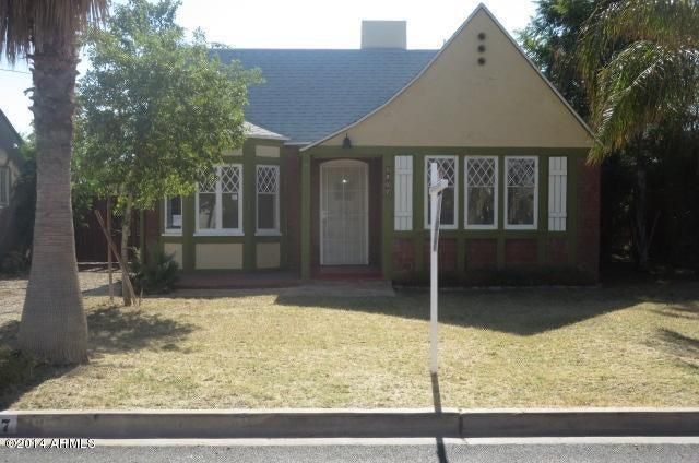 1907 W PALM Lane, Phoenix, AZ 85009