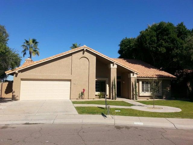 1526 W ST THOMAS Drive, Gilbert, AZ 85233