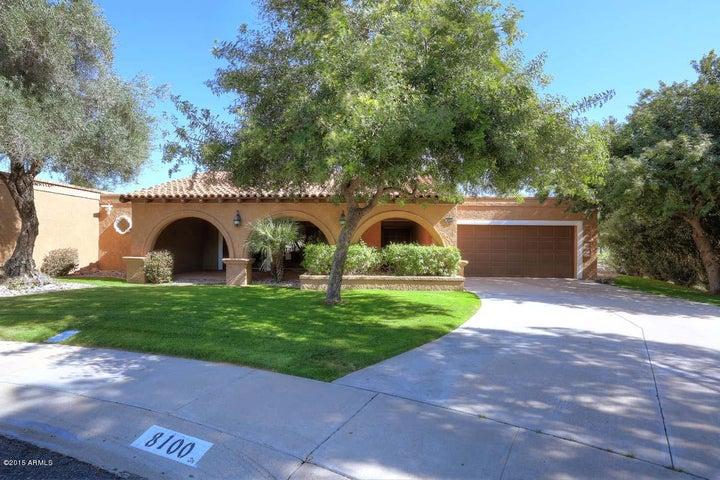 8100 E VIA DEL ARBOR, Scottsdale, AZ 85258