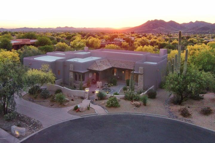 6029 E Los Reales Drive, Carefree, AZ 85377