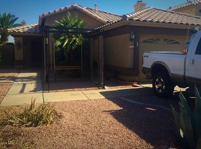 1685 E ASPEN Way, Gilbert, AZ 85234