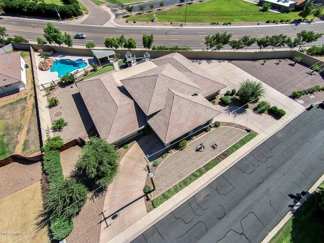 31,228 sqft Homesite with room to expand.