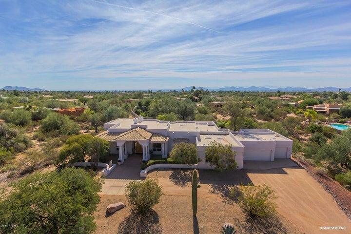 8517 E SANTA CATALINA Drive, Scottsdale, AZ 85255
